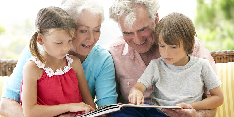 Seri de lectura cu nepotii